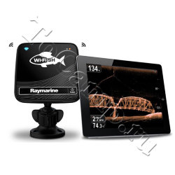 Эхолот Raymarine Wi-Fish CHIRP DownVision