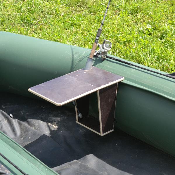 Cтолик Как сделать столик для лодки