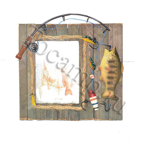 Рамка для рыбака своими руками 68