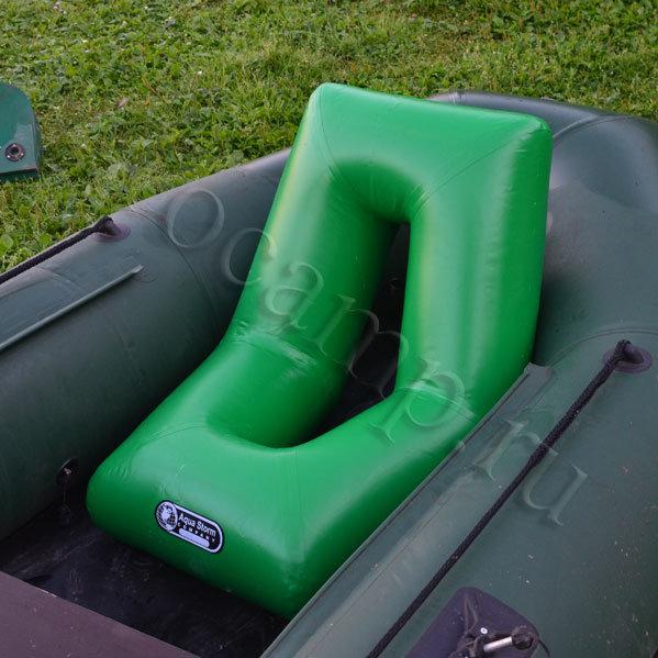 заказать надувное кресло в лодку