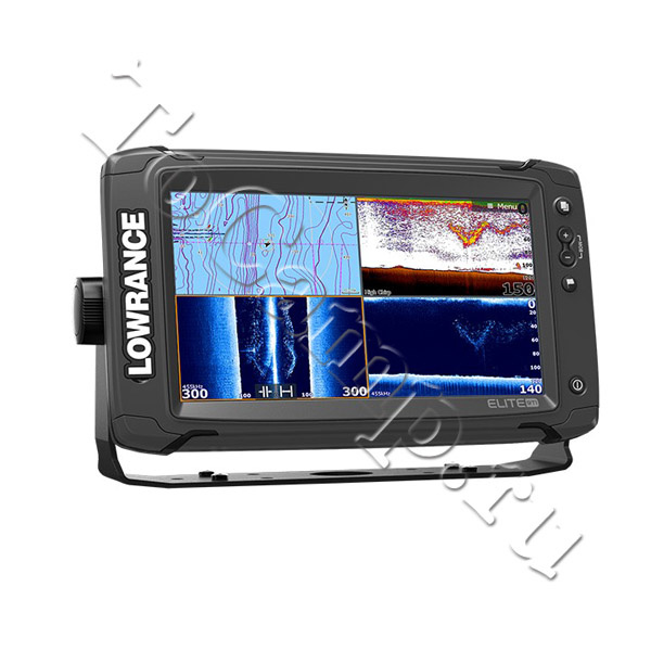 Эхолот Lowrance Elite-9Ti Mid/High/TotalScan™