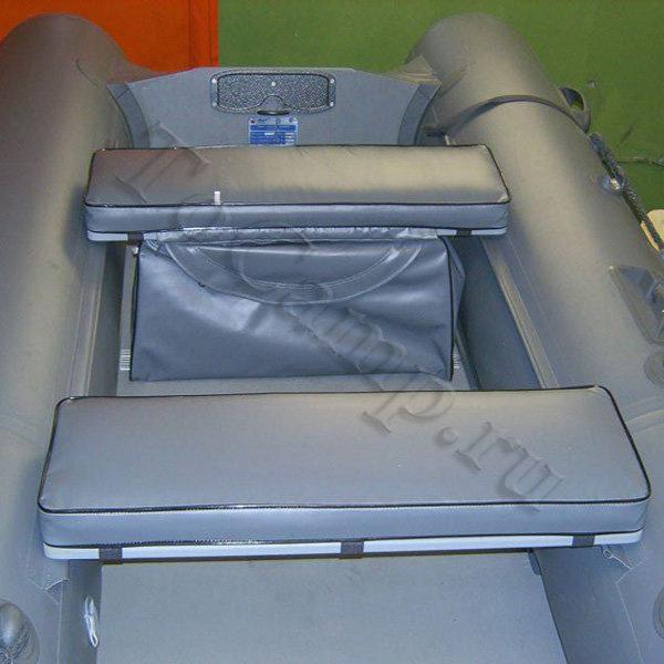 Мягкие накладки на банки для лодок пвх